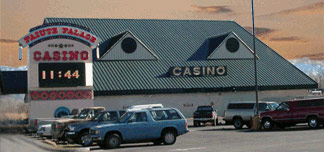 Paiute Palace Casino - The Gillmann Group